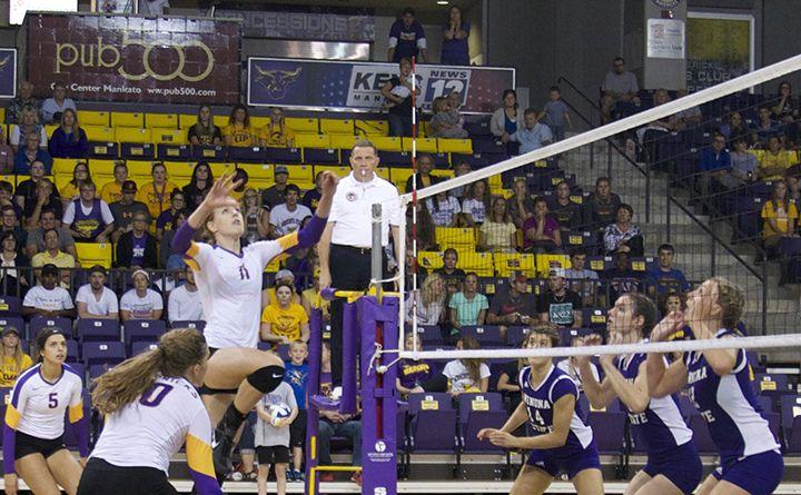 Volleyballweb Winona State