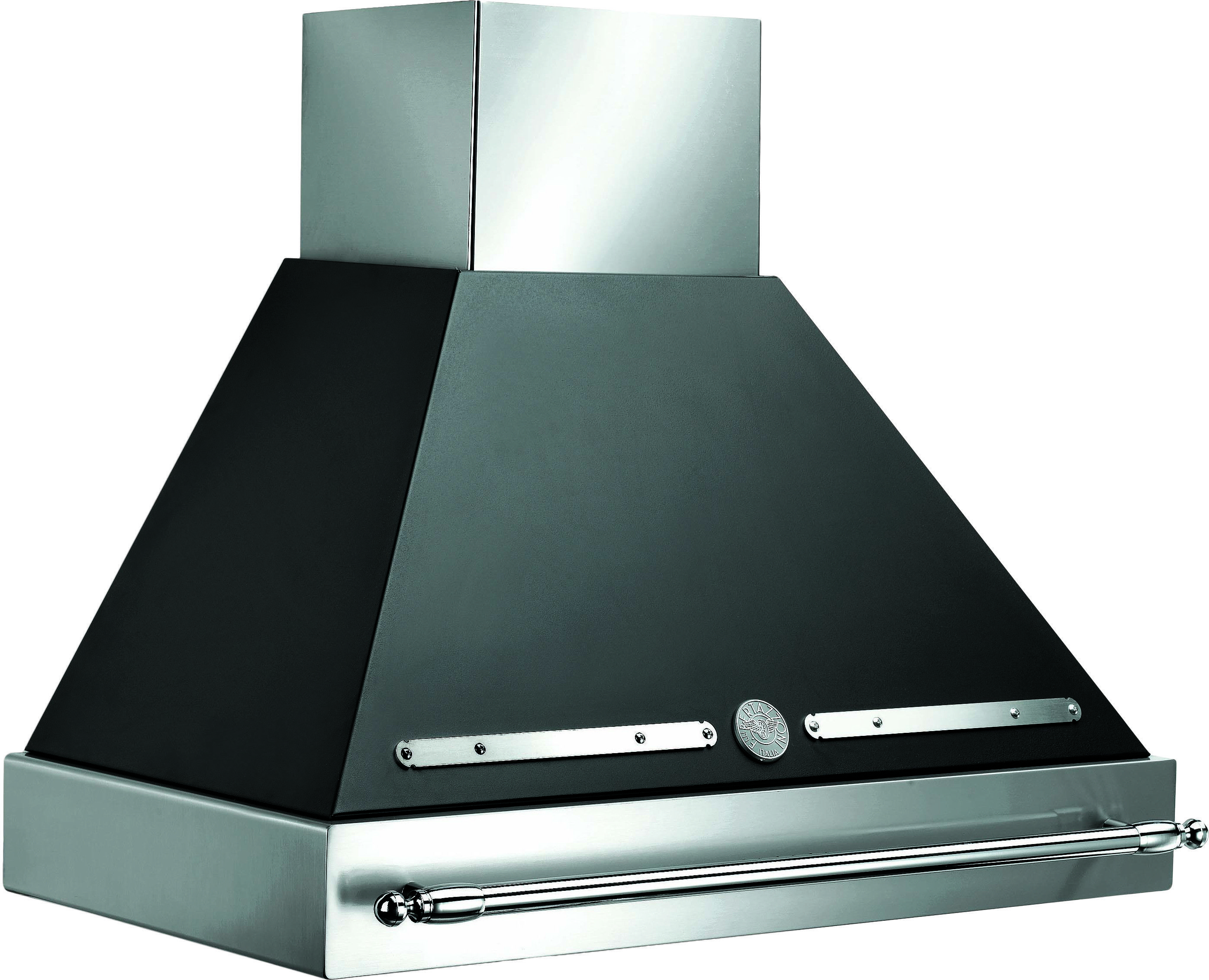 Bertazzoni K36herx14 36 Inch Wall Mount Hood With 600 Cfm Blower 3 Speed Settings 2 Halogen Lights And Dishwasher Safe Stainless Steel Baffle Filters 36 Wid Range Hood Wall Mount Range Hood Stainless Range Hood