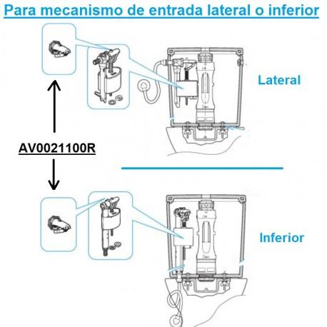 Repuesto Para El Mecanismo De Alimentacion En Cisternas Roca Rocas Palancas Tuercas