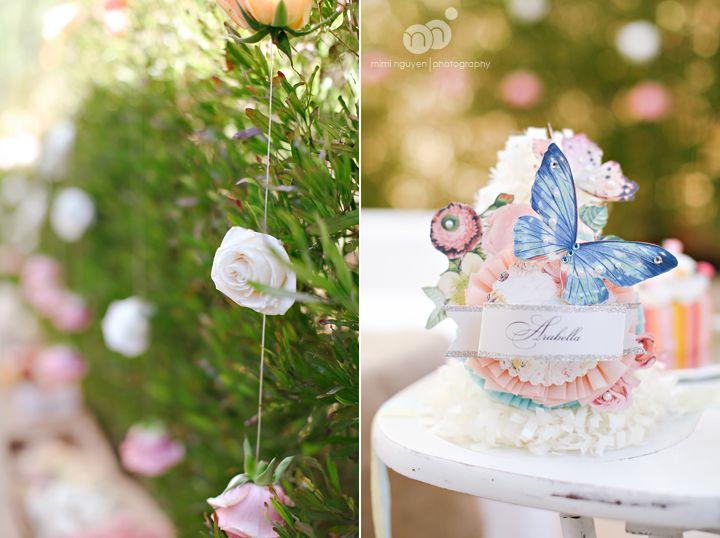Secret Garden: Secret Garden Theme 1st Birthday