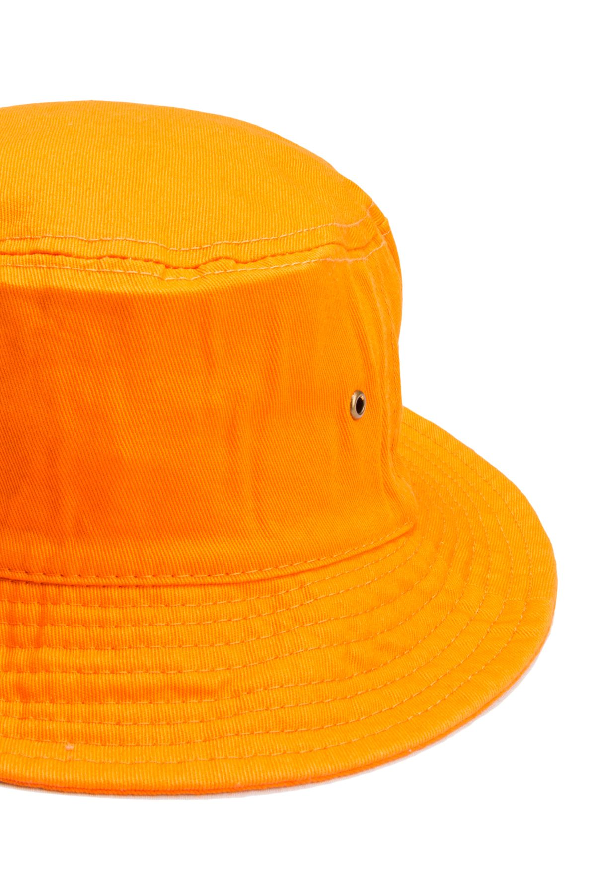 43800eca3b77e9 Orange Bucket Hat in 2019   bucket hat   Pinterest
