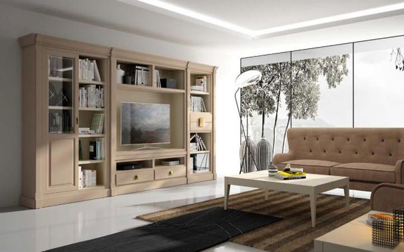 Catálogo muebles salón; de diseño, rústicos, modernos, clásicos, low