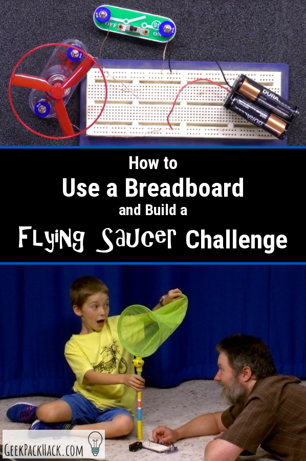 How to Use a Breadboard Make a Circuit Game Circuit