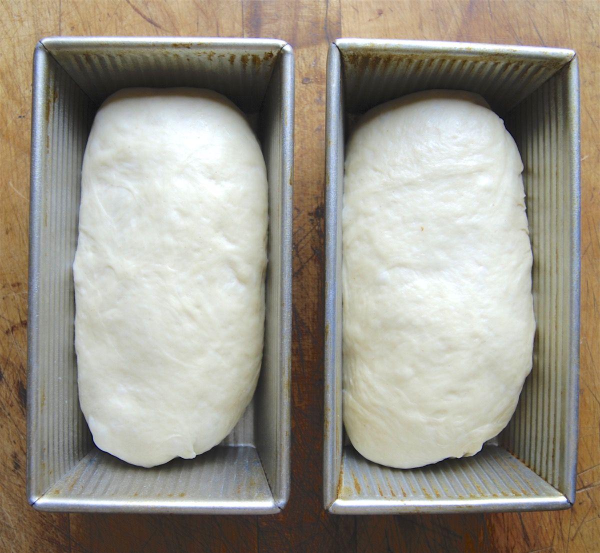 Over-proofed Dough Via @kingarthurflour