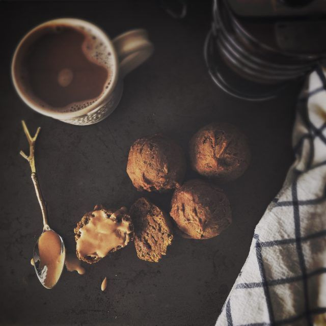 Maple Pumpkin Muffins