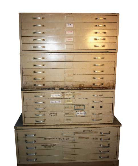 Map or blueprint cabinets industrial furnitureaccessories map or blueprint cabinets malvernweather Choice Image