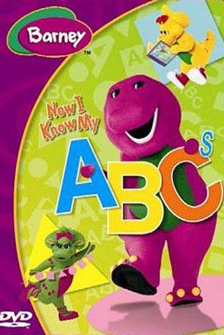 Barney Now I Know My Abc S Maple Teaching Baby Amazon