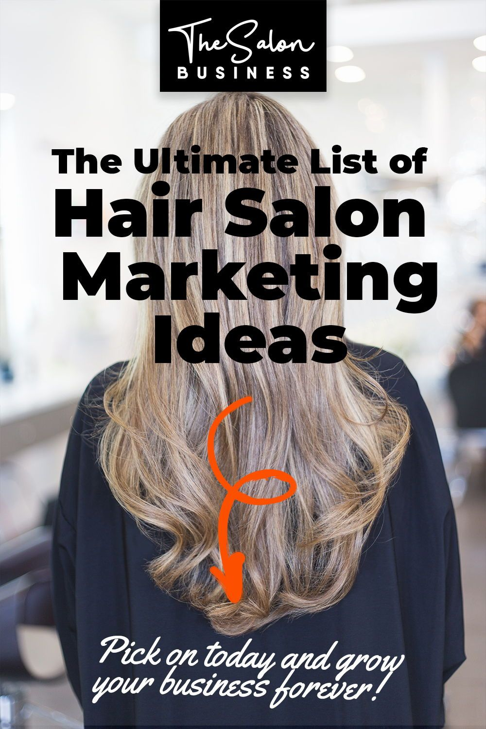 Salon Marketing Ideas & Strategies. Made Simple.