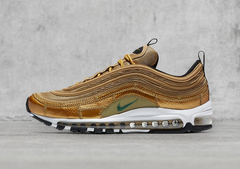 f414397a4c7303  sneakers  news The Cristiano Ronaldo Nike Air Max 97 Pays Homage To His  Humble Beginnings And Continued Greatness