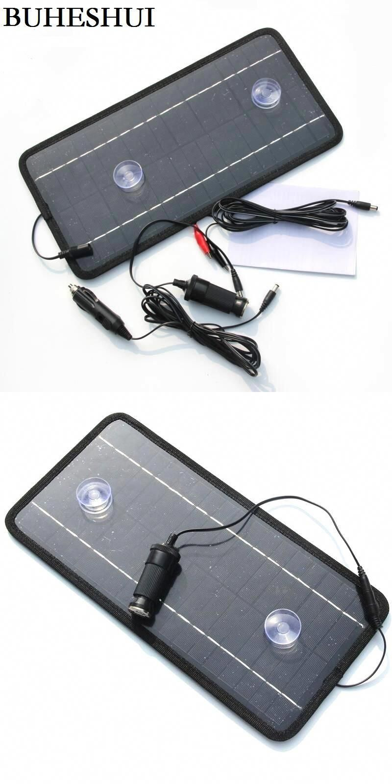 High Quality 85w 12v Solar Panel Charger For Mobile Phone Battery Circuit Power Bank Car Free Shipping Solarbatterybank