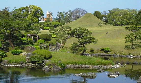 Japanese Gardens: Types of Gardens | Japan | Pinterest | Garden ...