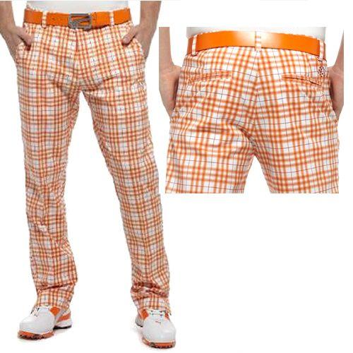 2013 Men s Puma Golf Plaid Tech Pants Save 22%  98541f1427b6