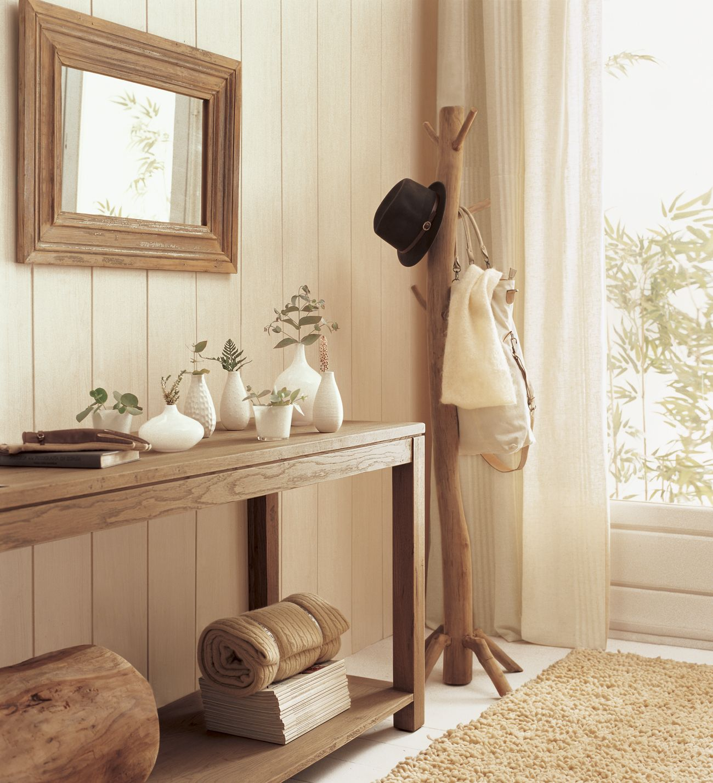 Diez ideas de decoraci n para preparar tu recibidor para este oto o oto o pinterest - Decoracion de recibidor ...
