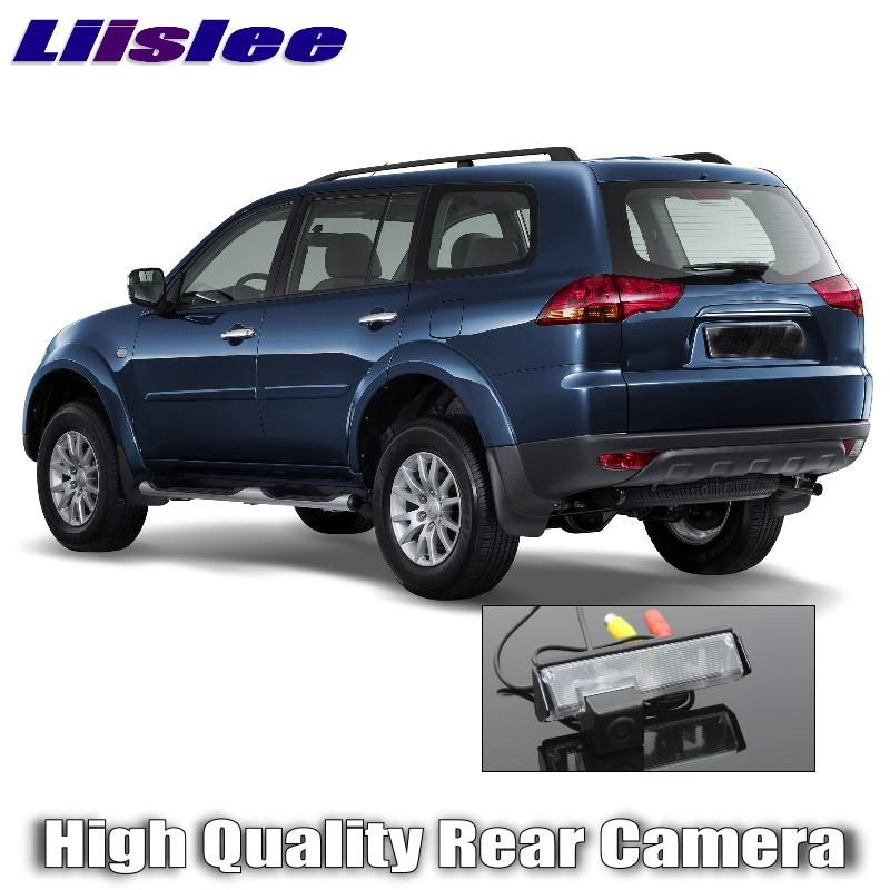 Liislee Car Camera For Mitsubishi Pajero Sport 2008~2016 High