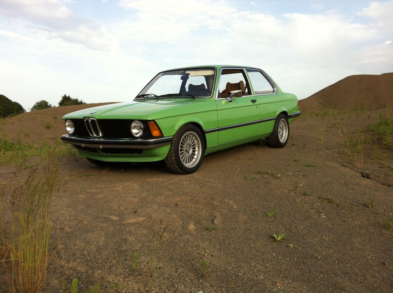 BMW E21 318 Automatic