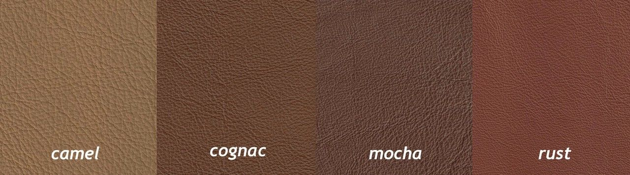 Cognac Vinyl Leather Finish Painting Leather Vinyl Painted Vinyl