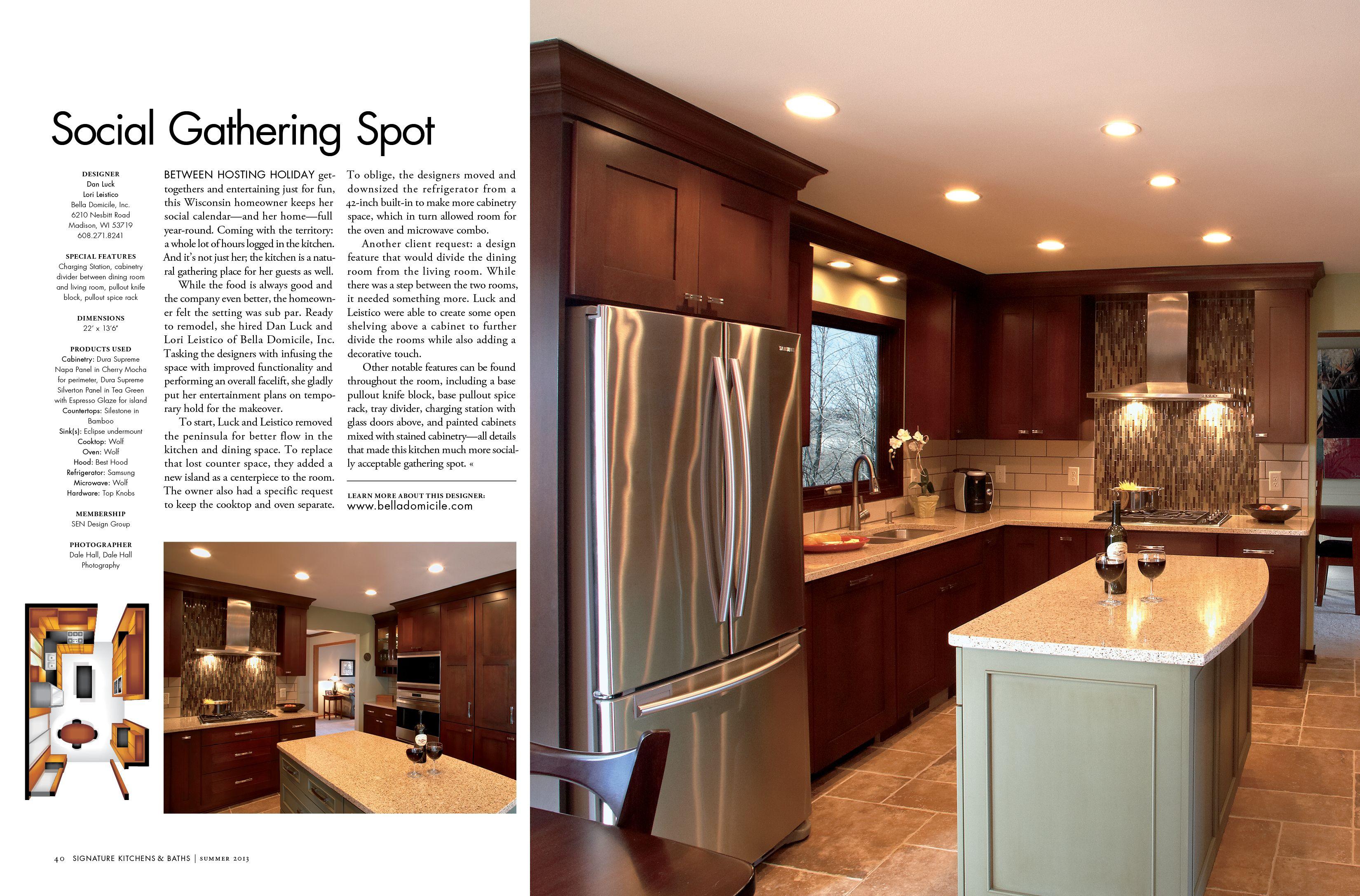 by signature kitchens baths magazine on signature kitchens pi