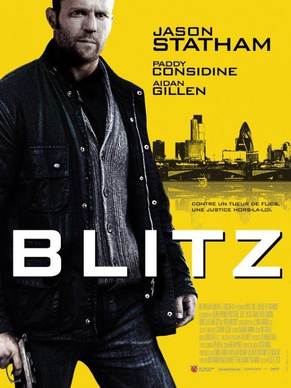 Blitz Jason Statham Jason Statham Movies Blitz Film