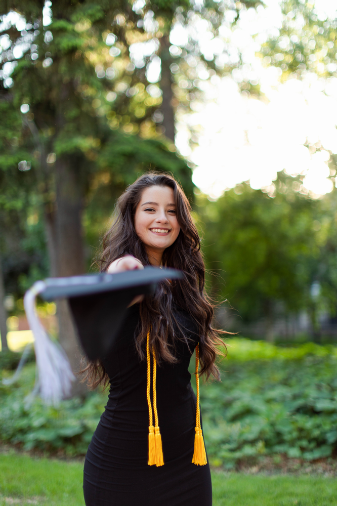 University of Minnesota Graduation Photoshoot