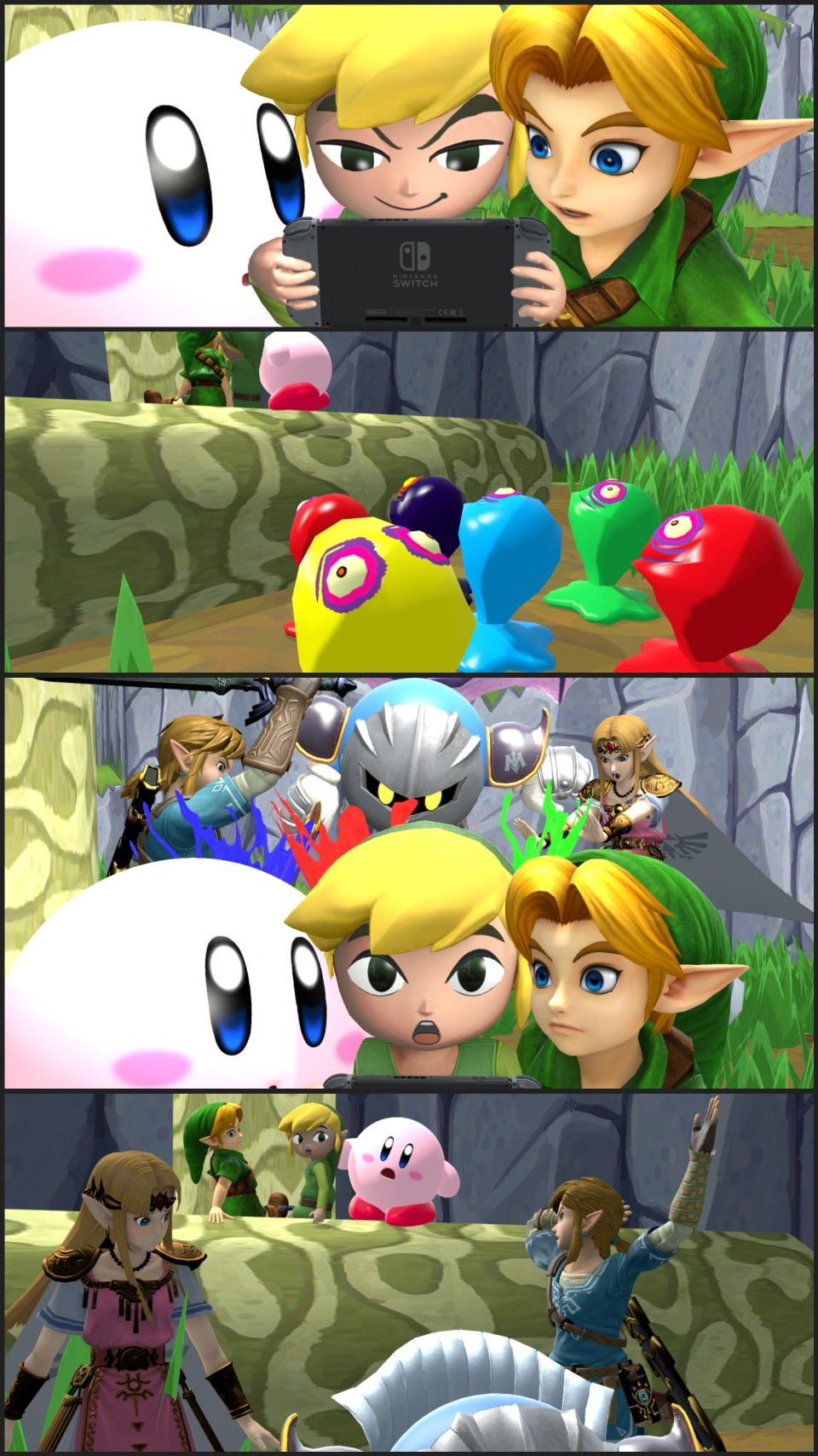 Meme By Young Link Zelda Amino