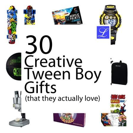 Gift Ideas For Tween Boys Gifts Aged 8 14 Birthday Christmas Young Men