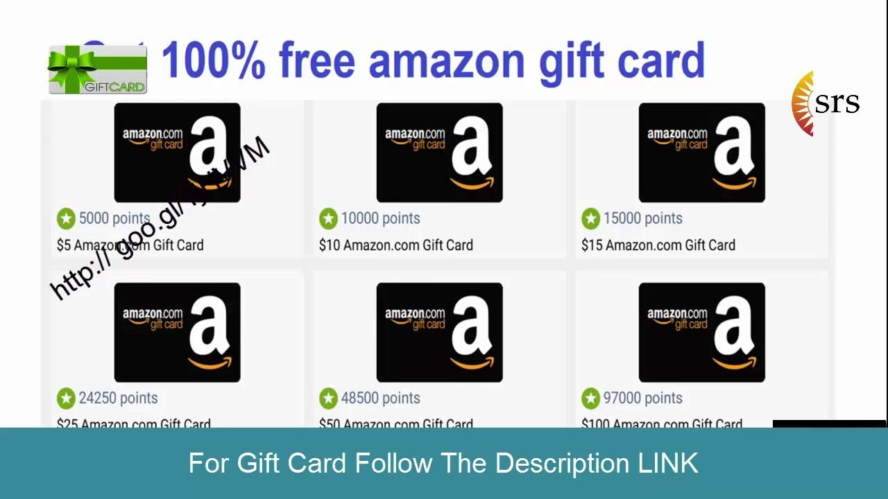 Is the Totally Free Amazon Gift Card Codes Generator Hack Online secure to use. The response to this question is obviously YES! Our Free Amazon Gift Cards codes are scanned and manually assessed so that it doesn't include any harmful data to your consumer or the users accounts.