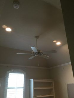 Ceiling Fan Installation Denton TX Install In Living Room Or Master Bedroom Call The Experts Today At 817 424 2684
