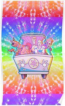 Best Trippy Scooby Doo Poster By Patricksheila In 2020 400 x 300