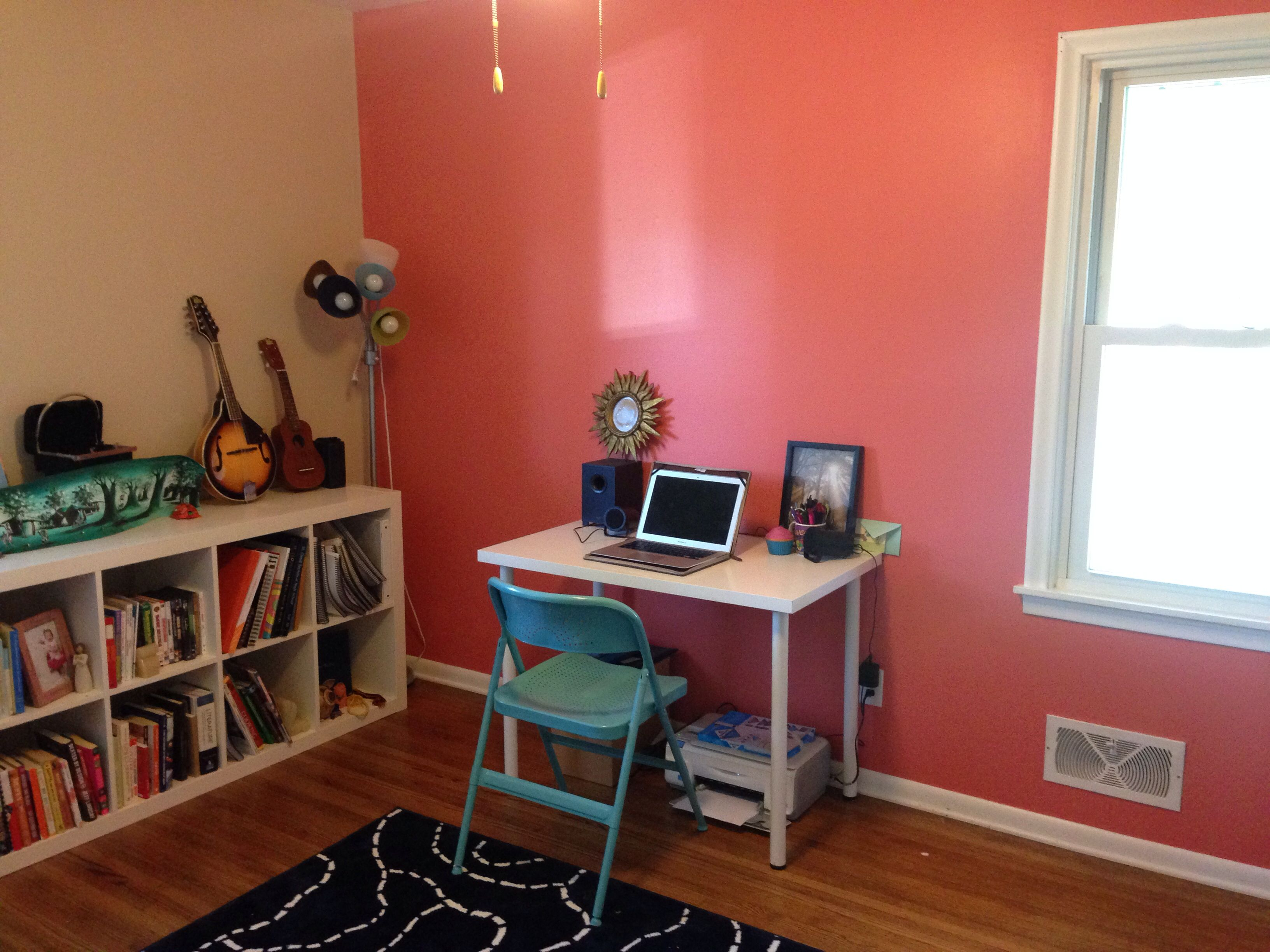 Bedroom Redo Inspiration From The Garden Paint Color Of The