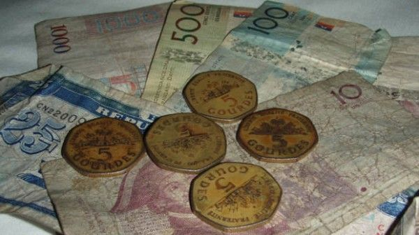 Haitian Money Gourdes Ounced Guud