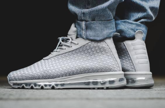 nieuwe Polyvore Grey Max Wolf schoen De Nike Covers Air geweven aFRtfxq