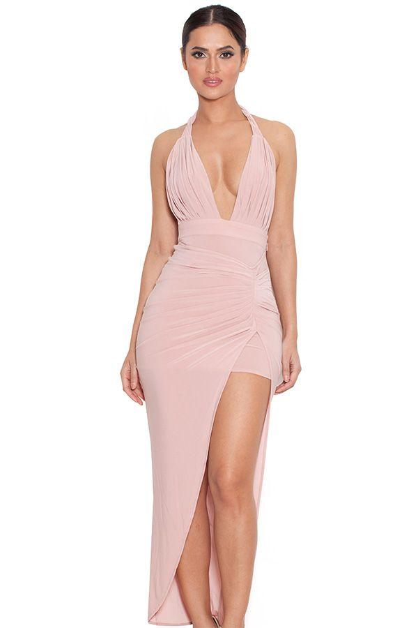 Clothing Max Dresses Luce Rose Pink D Maxi Dress