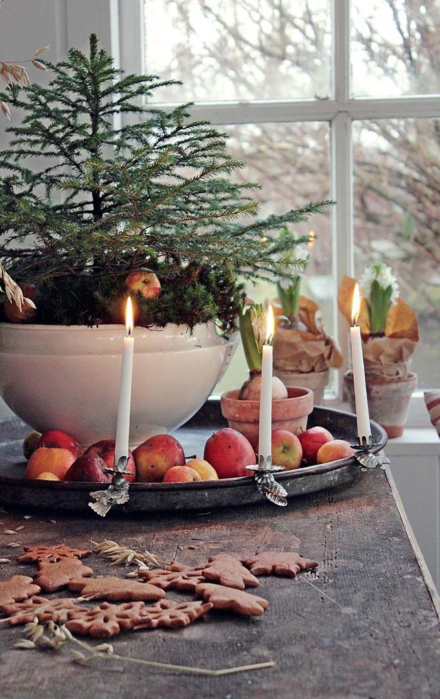 25+ Brilliant und inspirierende Weihnachtsdekoration Ideen - Besten Haus Dekoration - My Blog #farmhousechristmasdecor