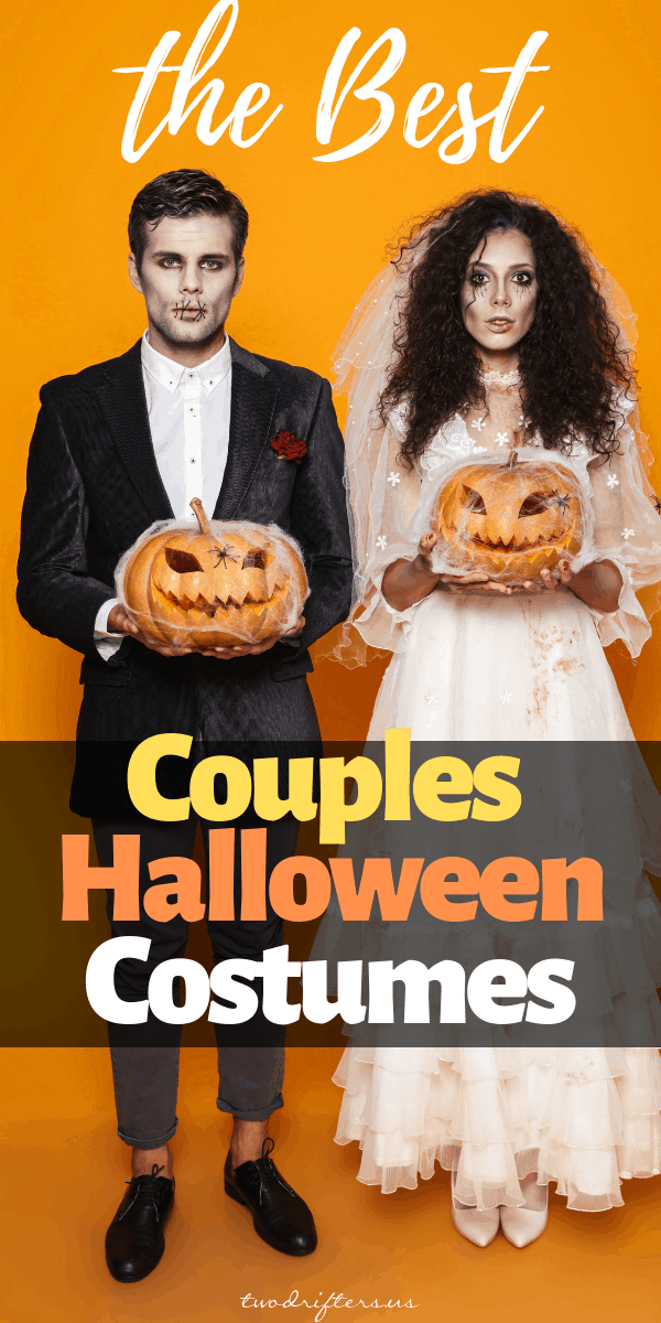 The Best Couples Halloween Costumes for 2019 #couplehalloweencostumes