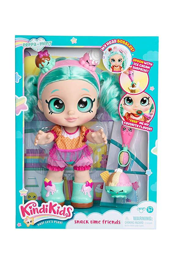 Amazon Com Kindi Kids Snack Time Friends Pre School 10 Doll Jessicake Toys Games Baby Doll Accessories Girl Birthday Party Gifts Shopkins Doll