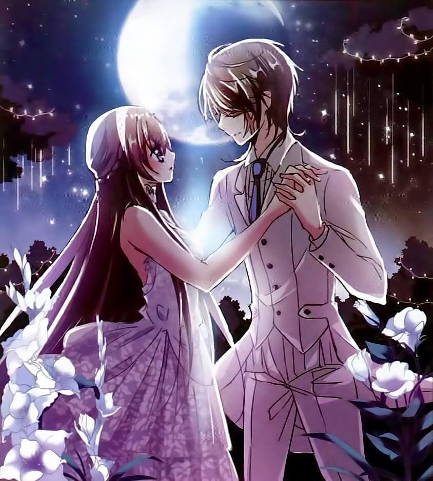 Vampire sphere Anime, Cặp đôi, Dễ thương