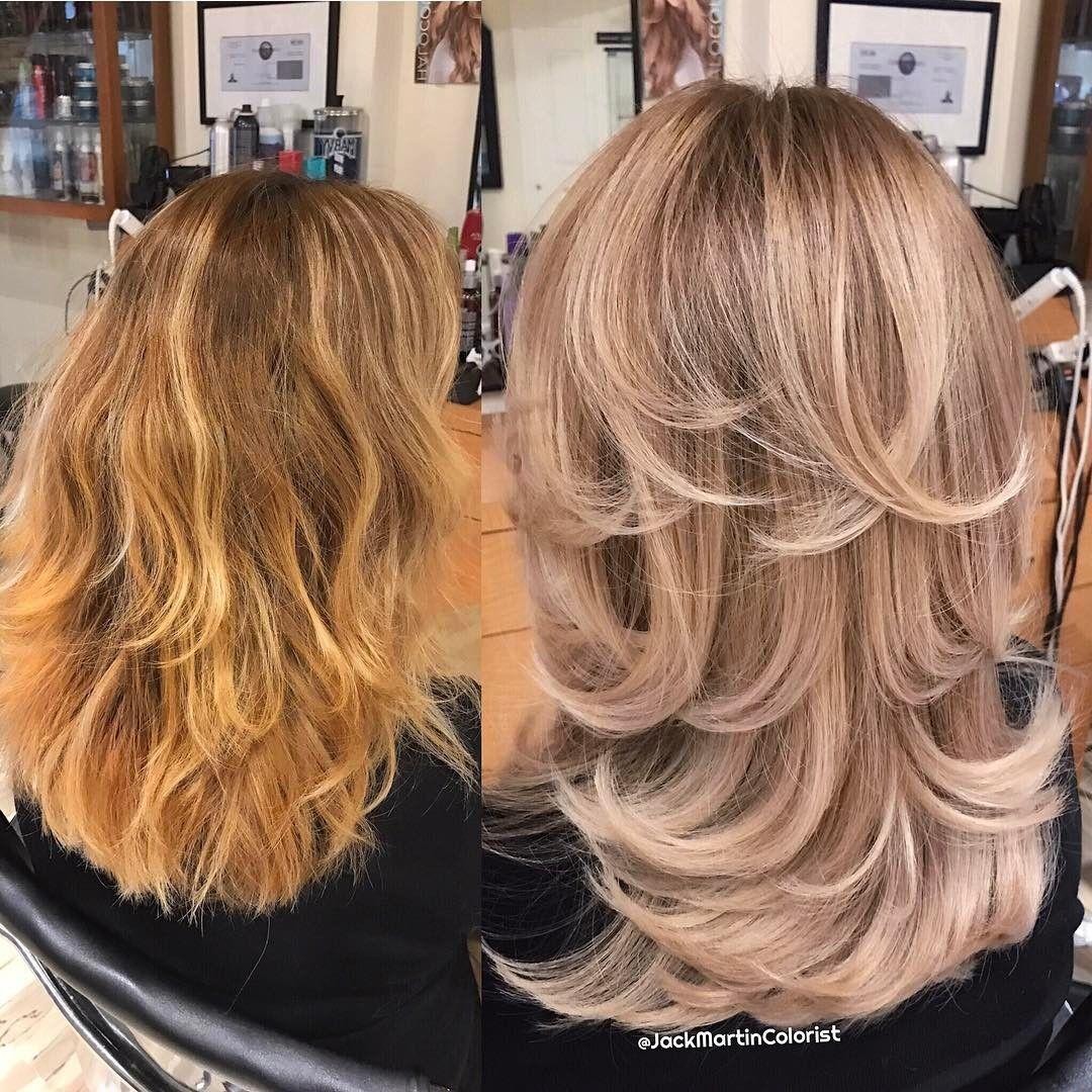 K Ti On Instagram Light Rose Gold Blonde