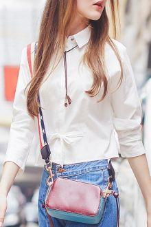 Blusen für Frauen - Shop Designer Blusen für Arbeit Online   DEZZAL - Seite 8
