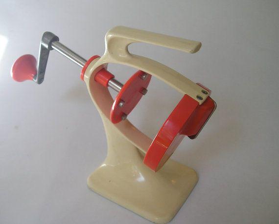 Vintage Original ICEPET Ice Shaving Machine Retro by AuntysTeeks, $24.95