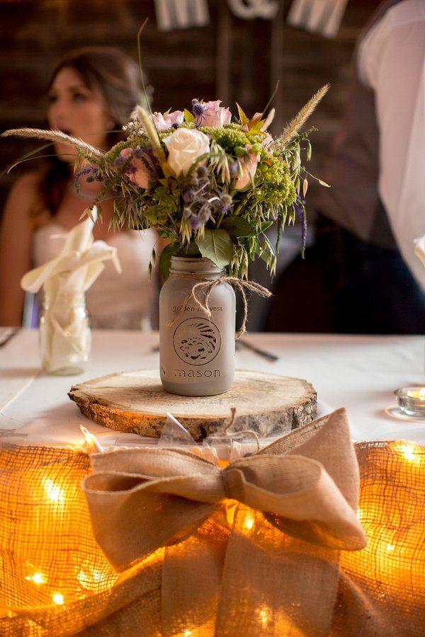 Western Style Barn Wedding