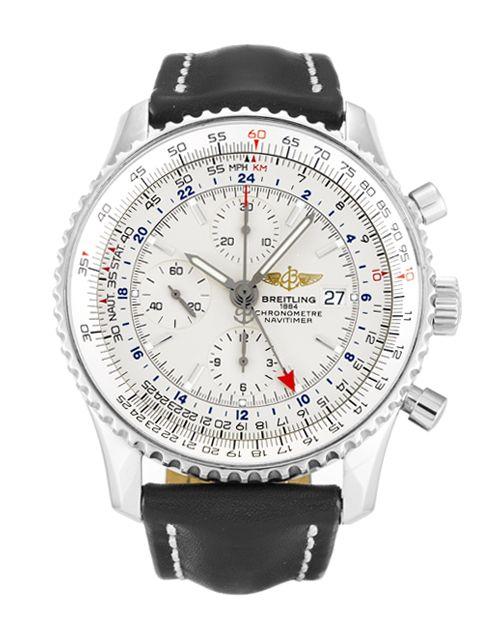 5fd6b2209f BEST WATCHES Replica Breitling Navitimer World A24322-46 MM [36354] -  $110.10 :
