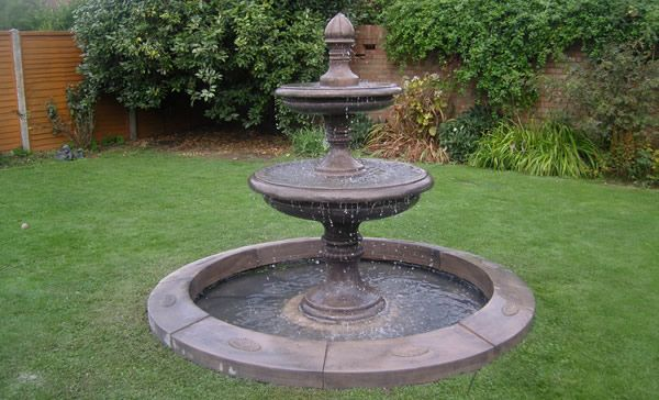 3 Tier Fountain Gardening Pinterest Fountain 400 x 300