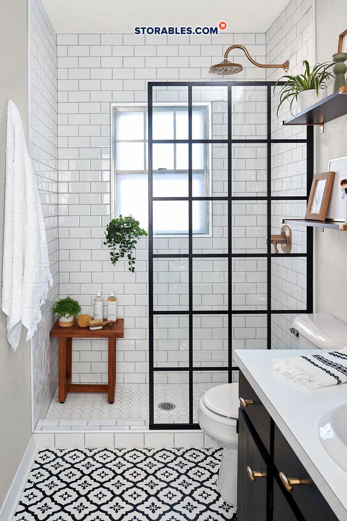 7 Brilliant Master Bathroom Ideas That Look Magical In 2021 Gray Bathroom Decor Diy Bathroom Remodel Modern Bathroom Decor Bathroom design ideas 2021