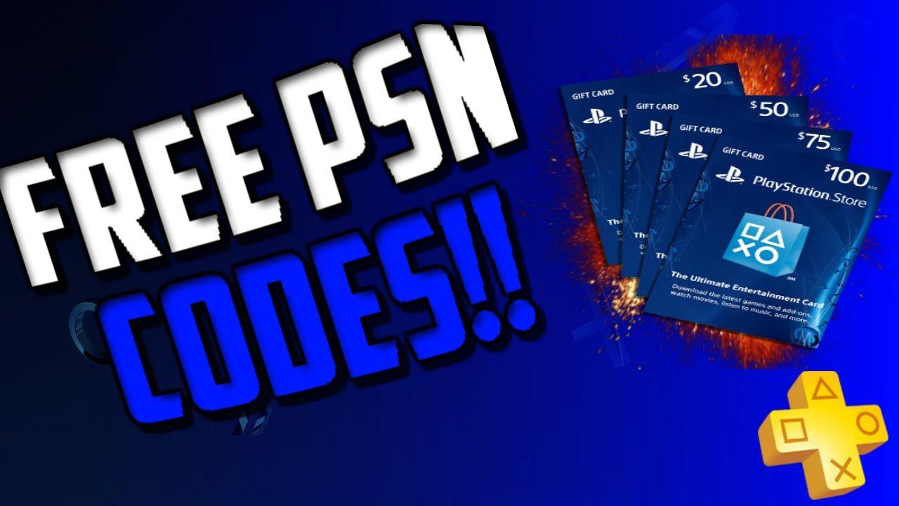 Free PSN Codes no Survey Banning Explanations Coding