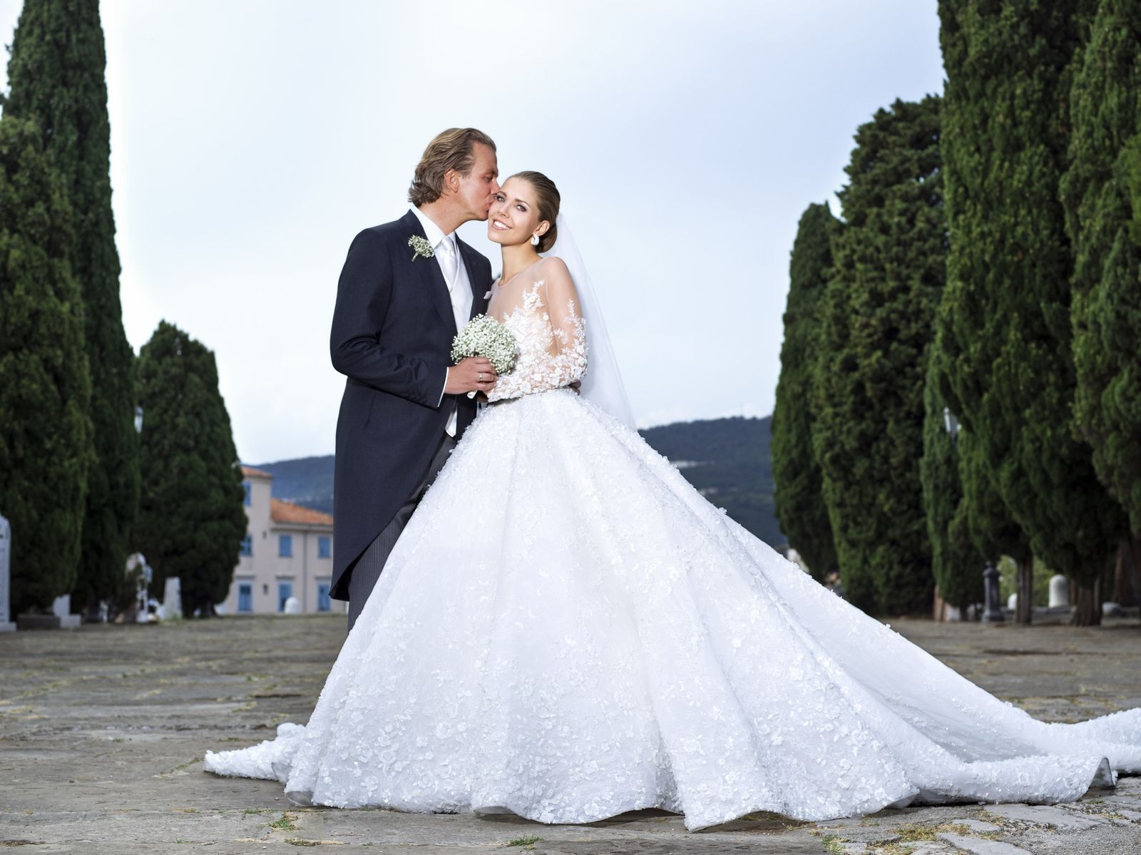Most Expensive Celebrity Wedding Dresses