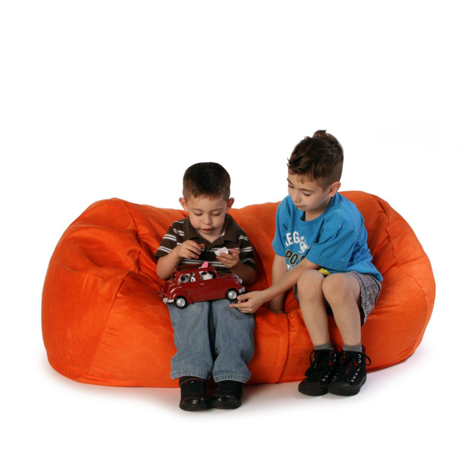 Phenomenal Jaxx Lounger Jr Bean Bag Orange Products In 2019 Bean Unemploymentrelief Wooden Chair Designs For Living Room Unemploymentrelieforg