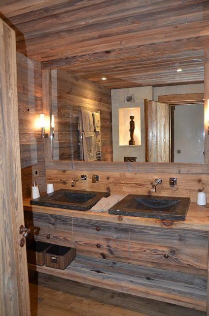 46+ Idee salle de bain chalet inspirations