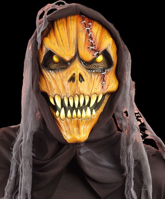 halloween monsters masks | Halloween Pumpkin Mask | HOLIDAYS ...