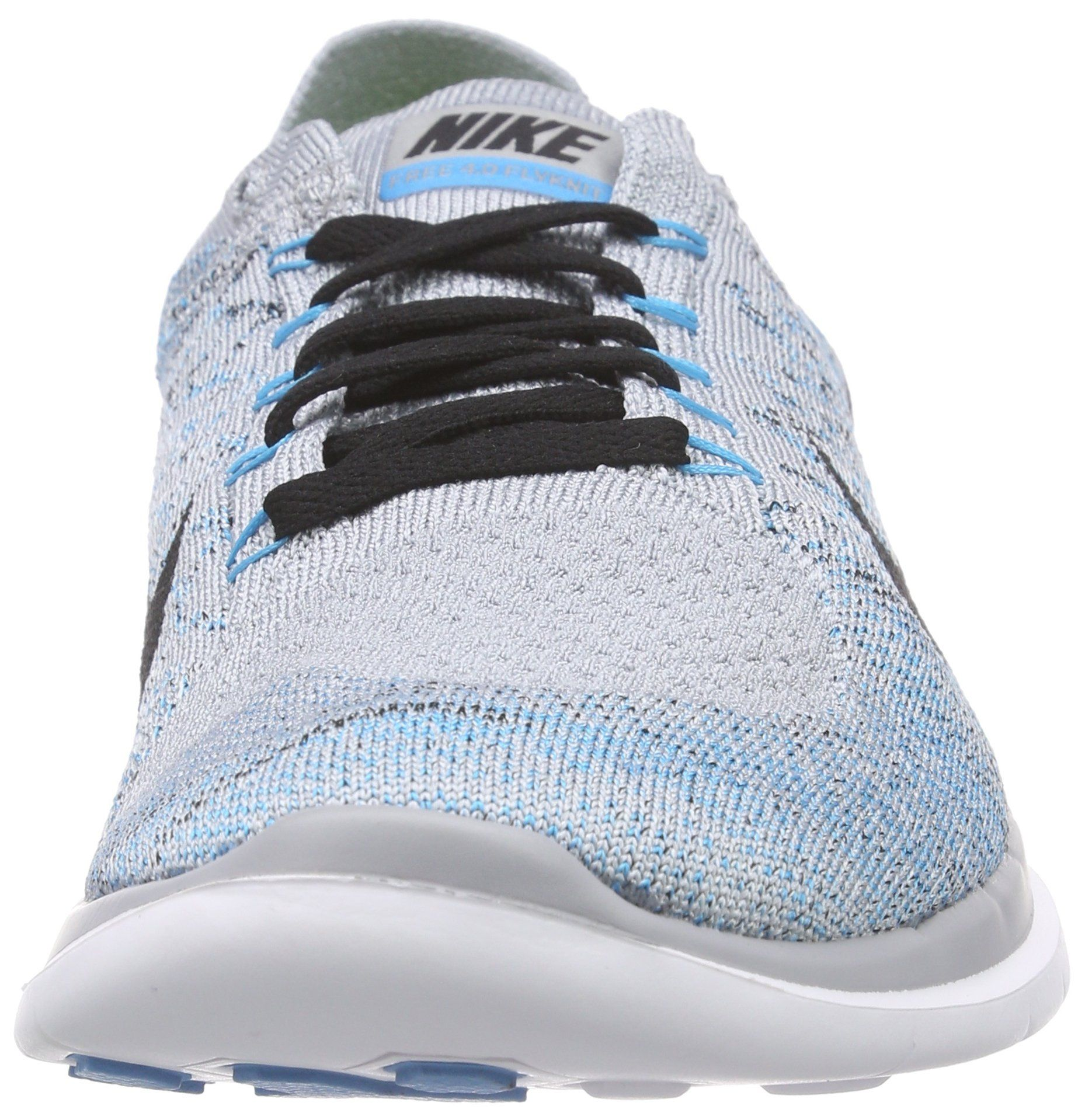 Amazon.com: Nike Free 4.0 Flyknit Sz 10 Mens Running Shoes Grey New In