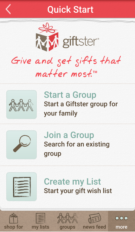 organized for christmas task 4 giftster wish list app organizing